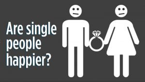 Are single people happier?