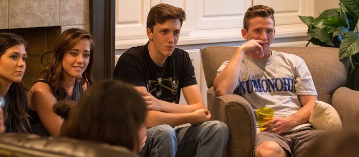 College Student Small Group Ministry in Greenville