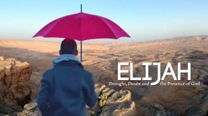 Sermon Series Graphic for Elijah: Drought, Doubt, and the Presence of God