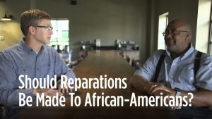 Should Reparations be Made to African Americans?